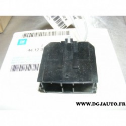Cosse electrique connecteur contrôle commande chauffage climatisation pour opel vivaro renault trafic 2