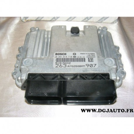 Centrale injection boitier calculateur pour opel combo D 1.6CDTI 1.6 CDTI