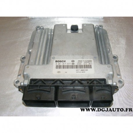 Centrale injection boitier calculateur pour opel movano B partir 2010 renault master 3 2.3 DCI CDTI 2.3CDTI 2.3DCI