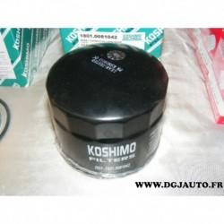 Filtre à huile pour toyota avensis corolla dyna rav4 2.0 2.2 D D4D