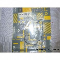Joint corps thermostat eau circuit refroidissement pour renault safrane