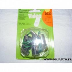 Condenseur condensateur + vis platinée allumage pour fiat regata 1.1 partir 1985 uno 55 70 S 1100cc ducellier