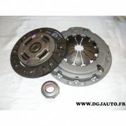 Kit embrayage disque + mecanisme + butée pour fiat bravo 2 idea punto 2 FL stilo lancia musa ypsilon 1.4 essence