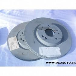 1 Disque de frein avant droit 1294211812 pour mercedes W124 E420 E500 V8 R129 SL600 V12