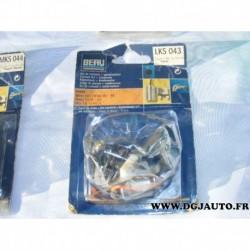 Jeu de contact vis platinée rupteur + condensateur allumage LKS043 pour rover metro mini 1.0 1.3