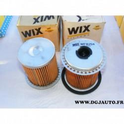 Lot 2 filtres à carburant gazoil (1 sans joint) WF8254 pour renault clio 2 kangoo laguna megane dont scenic 1.9D 1.9Dti D DTI
