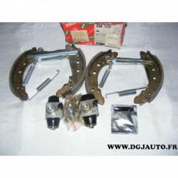 Kit frein arriere prémonté 180X30mm montage VAG GSK1515 pour volkswagen polo 2 seat cordoba 1 2 3 ibiza 2 3