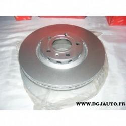 Paire de disque de frein avant ventilé 312mm diametre 50310PRO pour volkswagen passat B5.5 skoda superb