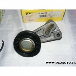 Galet tendeur courroie accessoire 531002410 pour ford fiesta 3 escort 5 P100 sierra 2 1.8TD 1.8 TD