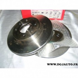 Paire disque de frein ventilé 240mm diametre 09525310 pour nissan 100NX 100 NX B13 sunny B12 N13 N14 Y10