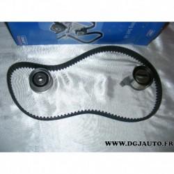 Kit de distribution courroie + galets VKMA91400 pour toyota corolla 100 110 starlet EP91 1.3 essence