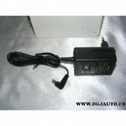 Adaptateur prise alimentation electrique DSA0018-01 pour div89 et div71 système DVD