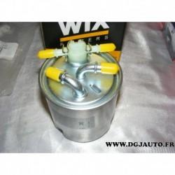 Filtre à carburant gazoil WF8478 pour renault koleos nissan murano 2 qashqai xtrail x-trail T31 2.0DCI 2.5DCI 2.0 2.5 Dci