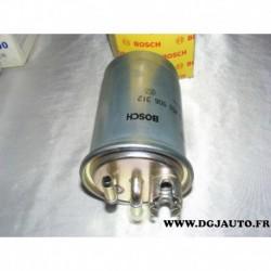 Filtre à carburant gazoil 0450906312 pour volkswagen caddy 2 polo 3 seat cordoba 3 ibiza 3 inca 1.9SDI 1.9TDI 1.9 SDI TDI