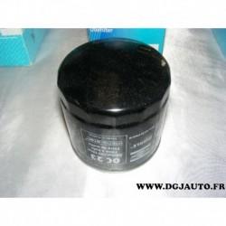 Filtre à huile OC23 pour fiat coupé croma ritmo 1 2 3 tempra tipo ford escort 5 6 7 granada scorpio sierra 1 2 transit 2 4 5 toy