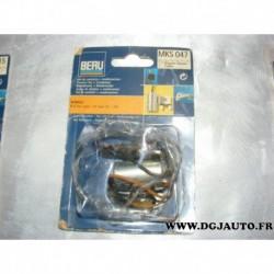 Jeu de contact vis platinée rupteur + condensateur allumage allumeur magneti marelli MKS047 pour renault 4 R4 0.8 800CC