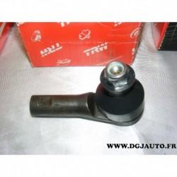 Rotule de direction JTE268 pour nissan almera N15 primera P10 P11 P12 serena vanette C23M HC23