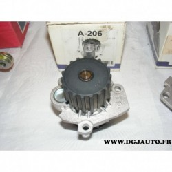 Pompe à eau A206 pour volkswagen golf 4 seat cordoba 4 ibiza 3 1.9SDI 1.9 SDI