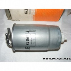 Filtre à carburant gazoil KL568 pour opel corsa D 1.3CDTI 1.3 CDTI