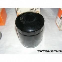Filtre à huile OC275 pour toyota 4 runner avensis camry carina celica corolla cressida hiace hilux land cruiser previa supra yar