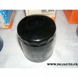 Filtre à huile OC485 pour audi 80 A4 A6 moteur V6