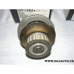 Pompe à eau WP1292 pour opel ascona C corsa A kadett E vectra A 1.4 1.6 essence