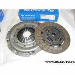 Kit embrayage disque + mecanisme 3000951070 pour opel astra G vectra B zafira A 2.0DI 2.0DTI 2.0TDI 2.0 DI DTI TDI