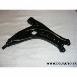 Triangle bras de suspension avant 59813 pour volkswagen fox polo 4 seat cordoba 4 ibiza 3 skoda fabia roomster