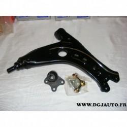 Triangle bras de suspension avant + rotule 59813/2 pour volkswagen fox polo 4 seat cordoba 4 ibiza 3 skoda fabia roomster