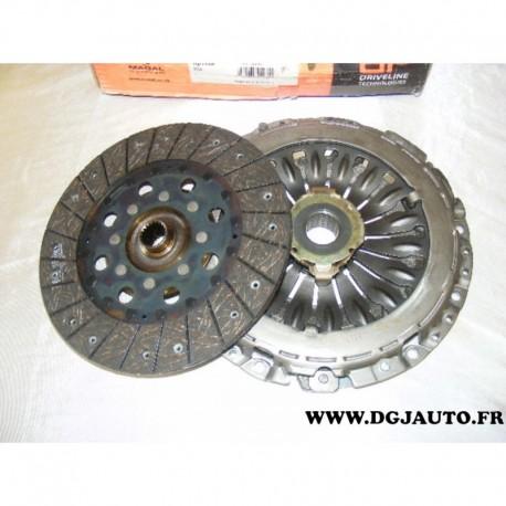 Kit embrayage disque + mecanisme + butée KT7690 pour hyundai santa fe 2.0CRDI 2.0 CRDI 2.4 16V coupé 2.7 V6 kia magentis 2.5 V6