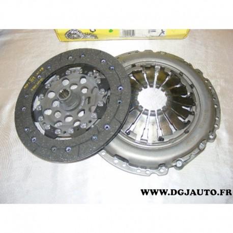 Kit embrayage disque + mecanisme 6223095090 pour opel astra H corsa C meriva A 1.7CDTI 1.7 CDTI 100cv
