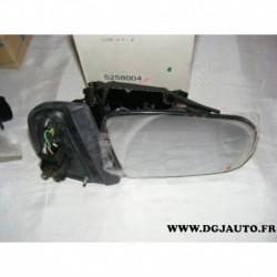 Rétroviseur electrique avant droit sans coque 5258004 pour mercedes classe E W210 de 1999 à 2002