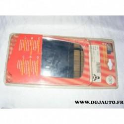 Glace miroir vitre retroviseur 1207 pour ford fiesta 3 partir 1989 escort orion de 1990 à 1995