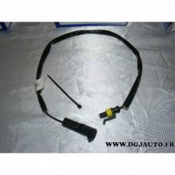 Cable faisceau fiche connecteur adaptateur branchement sonde lambda 13820