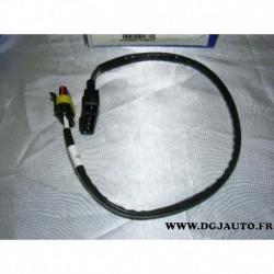 Cable faisceau fiche connecteur adaptateur branchement sonde lambda 13845