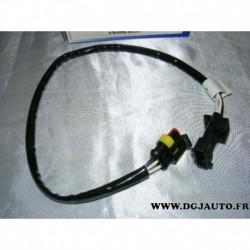 Cable faisceau fiche connecteur adaptateur branchement sonde lambda 13840