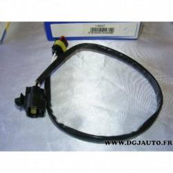 Cable faisceau fiche connecteur adaptateur branchement sonde lambda 13837