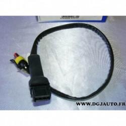 Cable faisceau fiche connecteur adaptateur branchement sonde lambda 13841
