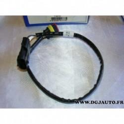Cable faisceau fiche connecteur adaptateur branchement sonde lambda 13835