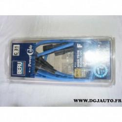 Jeu cable faisceau fils de allumage bougie C31 0900301078 pour fiat panda uno lancia Y10 0.75 0.8 1.0 1.1