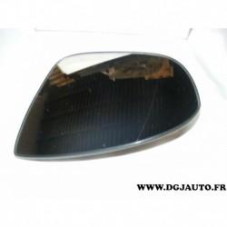 Glace miroir vitre retroviseur avant gauche chauffant 13258014 pour opel meriva B