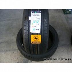 Paire de pneu NEUF 245/40/20 245 40 20 ZR DOT1314 continental contisportcontact2