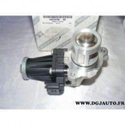 Vanne EGR gaz echappement 9467633780 pour fiat scudo 2 partir 2007 1.6JTD 1.6 JTD 90CV