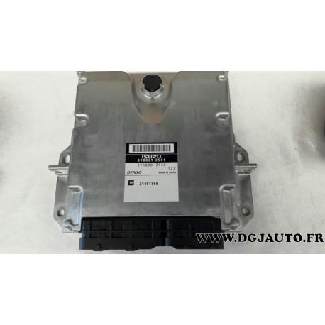 Centrale injection calculateur 98009250 pour opel vectra C signum 3.0CDTI 3.0 CDTI