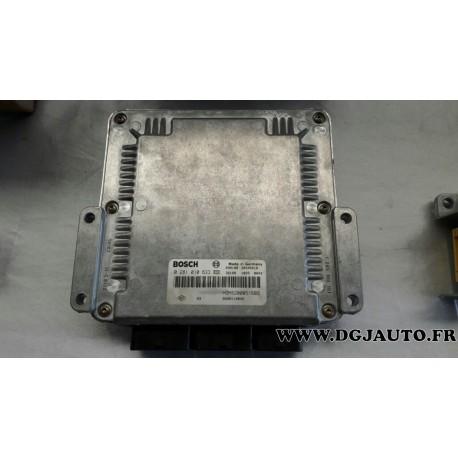 Centrale injection calculateur 0281010633 pour opel vivaro A renault trafic 2 1.9DTI 1.9DCI 1.9 DTI DCI