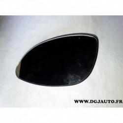 Glace miroir vitre de retroviseur avant gauche convexe 90569831 pour opel vectra B