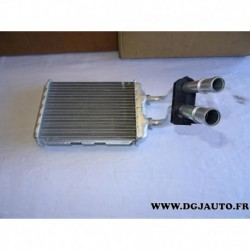 Radiateur de chauffage 88956885 pour opel chevrolet venture pontiac grand am oldsmobile intrigue buick regal century