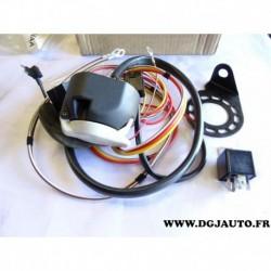Faisceau electrique attelage attache remorque 7 poles spécifique 93160573 pour opel astra H zafira B vectra C signum