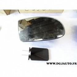 Glace miroir vitre convexe retroviseur avant droit 90484004 pour opel corsa B