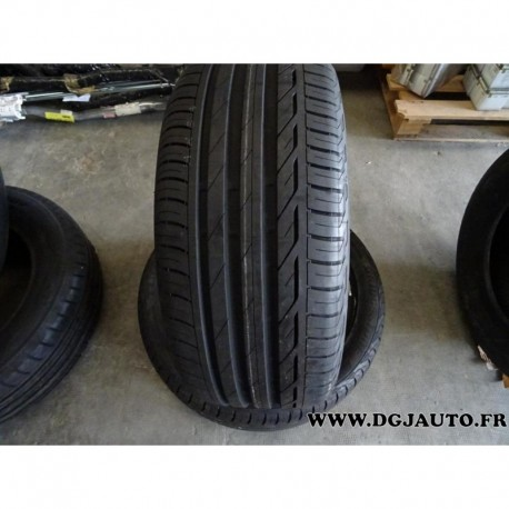 Lot 2 pneus neuf bridgestone turanza T001 245/45/17 245 45 17 95W DOT5216